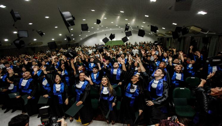 Alunos da FT, FIC e ICE colam grau por vídeo conferência, cerimônias têm início dia 2 de junho, 2020