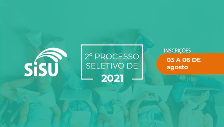 Alunos que se inscreverem no período de 3 a 6 de agosto, de 2021, ingressarão na Ufam, no semestre letivo 2021/1.
