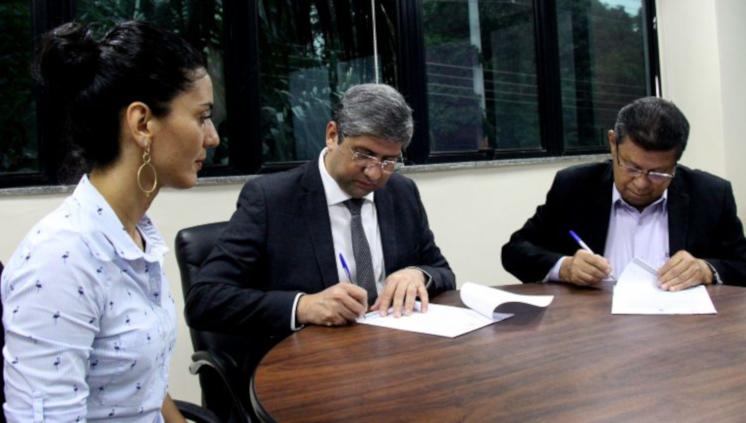 Câmara Municipal de Manaus e Ufam assinam Termo de Cooperação Técnica para oferta de estágio curricular